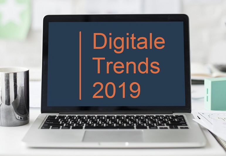 Digitale Trends 2019